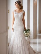 Stella York Wedding dress 6569