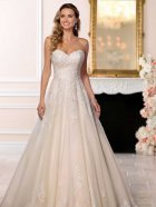Stella York 6563 wedding dress