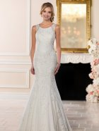 Stella York 6500 Wedding dress front