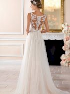 Stella York Wedding dress 6399 back