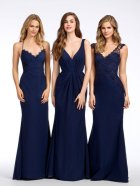 Hayley Paige Occasions Bridesmaid Dress 6561 in group
