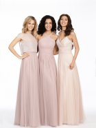 Hayley Paige Occasions Bridesmaid Dress 5764 in group