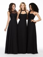 Hayley Paige Occasions Bridesmaid dress 5757 group