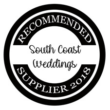 Recommended Supplier - South Coast Weddings