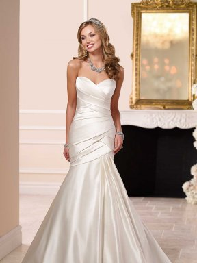 Stella York Wedding Dress 6145 on Sale