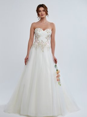 Phil Collins Bridal Dress PC7216