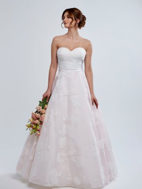 Phil Collins Bridal Dress PC7213