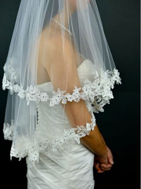 Twilight Designs Bridal Veil 8052