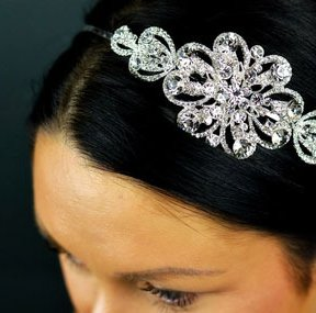Twilight Designs Bridal Hair Accessory
