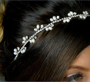 Twilight Designs Bridal Hair Accessory 3006