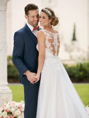 Stella York Wedding dress 6399
