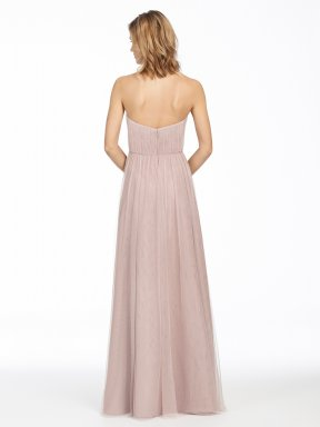 Hayley Paige Occasions Bridesmaid style 5766 back