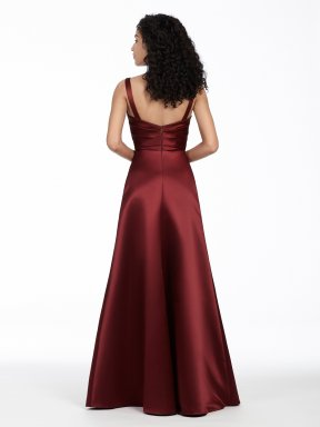 Hayley Paige Occasions dresses for bridesmaid - style 5753 back