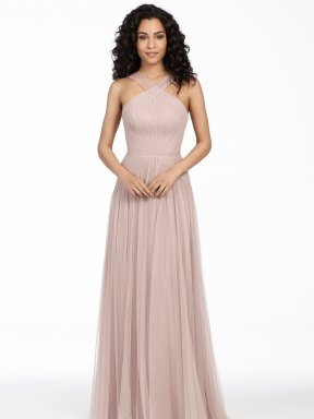 Hayley Paige Occasions Bridesmaids dress 5765 front