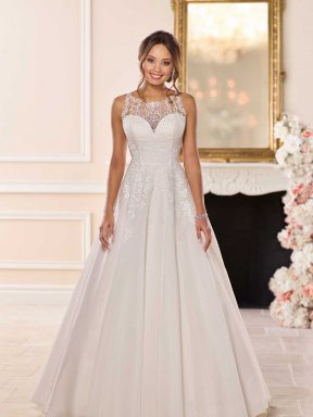 Stella York Wedding dress 6675