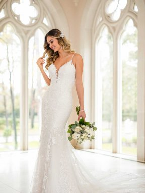 Stella York 6574 wedding dress